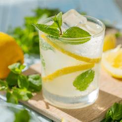 Lemonade Mint Drink