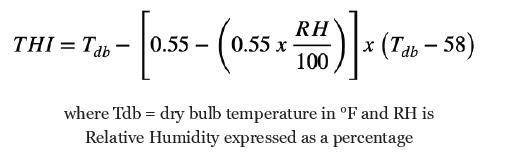 THI Calculation